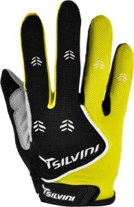 Pánske rukavice Silvini Barrata UA483M black-lime