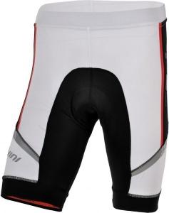 Pánske cyklistické nohavice Silvini Salia MP457 white
