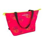 Chladiace taška Campingaz SHOPPING COOLER 15L pink daisy