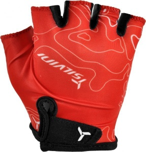 Dámske rukavice Silvini Testa UA497W red