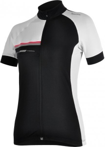 Dámsky cyklistický dres Silvini Cupetti WD456 black