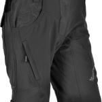 Dámske voľné cyklistické nohavice Silvini Fasca WP476 grey