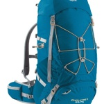 Batoh Lowe alpine Cholatse II 65:75 denim blue / sand