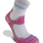 Ponožky Bridgedale CoolFusion Speed Trail Women's dusky pink/303