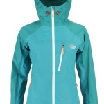 Bunda Lowe Alpine Meron Jacket Women's lagoon / persian / la
