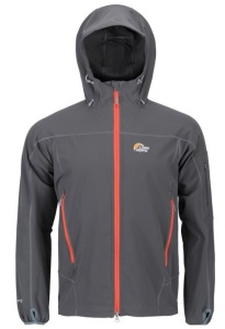 Bunda Lowe Alpine Caldera Jacket anthracite / an