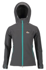 Bunda Lowe Alpine Caldera Jacket Women's anthracite / an
