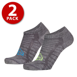 Ponožky Zajo Active Socks Low Grey