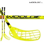 Florbalová palica WOOLOC FORCE 3.2 yellow 75 ROUND NB '14