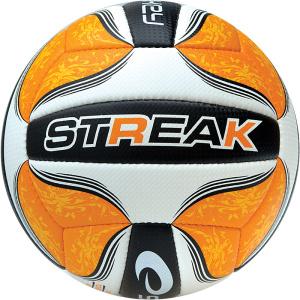 Lopta Spokey STREAK II oranžový č.5