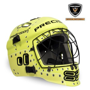 Helma PRECISION GOALIE HELMET YELLOW