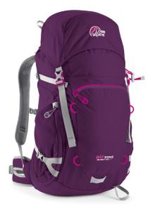 Batoh Lowe alpine AirZone Quest ND 30 PL plum wine / magenta