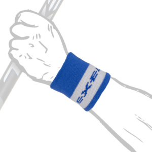 Potítko BIG WRISTBAND SHORT blue