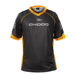Dres Oxdog RACE SHIRT black / orange