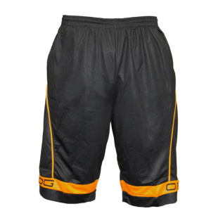kraťasy Oxdog RACE LONG SHORTS black / orange