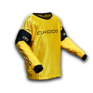 Brankársky dres Oxdog BLOCKER GOALIE SHIRT orange / black