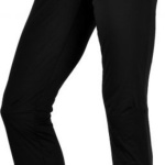 Pánske softshell nohavice Silvini Forma MP334S black (skrátené)