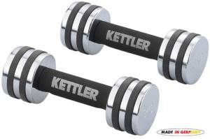 Monoblok činka Kettler 2x4kg 7446-450