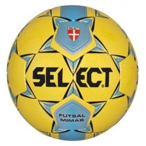 Lopta Select Mimas žltá / modrá