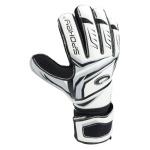 Brankárske rukavice Spokey CONTACT šedé