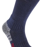 Ponožky Bridgedale WoolFusion Trail navy/grey/433