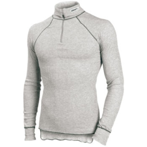 Rolák CRAFT Active Turtleneck 194034-3950 – sivá