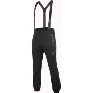 Nohavice CRAFT PXC High Fun. FZ 1902368-9999 – čierna s šedú
