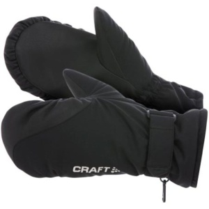 Rukavice CRAFT Alpine Mitten 1900373-9999 – čierna