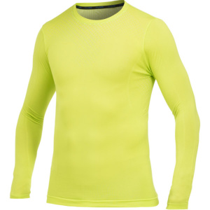 Tričko CRAFT Seamless LS 1902560-2645 – žltozelená