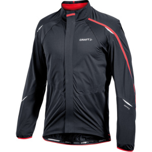 Cyklobunda CRAFT Tech 1902915-9430 – čierna s červenou