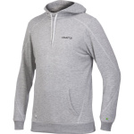 Mikina CRAFT In-The-Zone Hood 1902628-2950 - sivá
