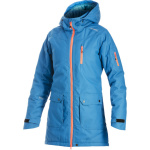 Kabát CRAFT Tech Parka 1902978-2350 - modrá