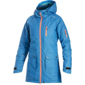 Kabát CRAFT Tech Parka 1902978-2350 – modrá