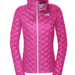 Bunda The North Face W THERMOBALL FULL ZIP JACKET CMG7G07