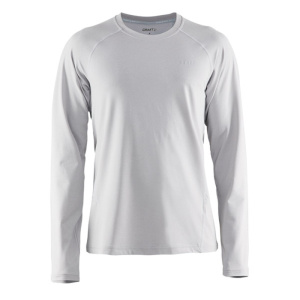 Tričko CRAFT Precise LS 1903333-1950 – sivá