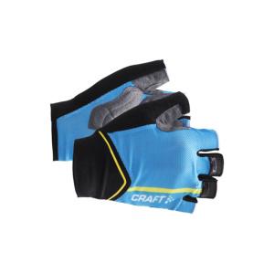 Cyklorukavice CRAFT Puncheur 1902594-2317 – svetlo modrá
