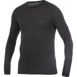 Tričko CRAFT Seamless LS 1903789-9999 - čierna