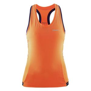 Cyklonátělník CRAFT Glow 1903357-2576 – oranžová