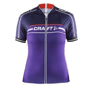 Cyklodres CRAFT Grand Tour 1903263-2463 – fialová