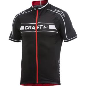 Cyklodres CRAFT Grand Tour 1902615-9430 – čierna s červenou
