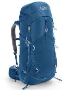 Batoh Lowe Alpine Axiom Light Zephyr 65:75 Atlantic blue / limestone