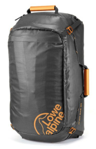 Taška Lowe Alpine AT Kit Bag 60 Anthracite / tangerine