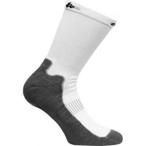 Ponožky CRAFT Active Basic 2-p 1900847-2900 – biela