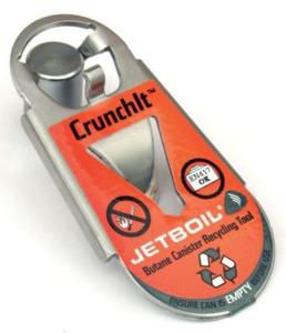 Jetboil CrunchIt Likvidátor kartuša