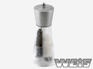 Mlynček Weis na korenie a soľ dvojitý 11241