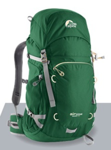 Batoh Lowe alpine AirZone Quest 37 amazon green / sand