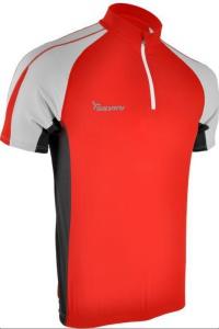Pánsky cyklistický dres Silvini Erro MD607 red