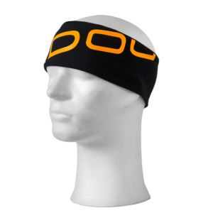 Potítko Oxdog SHINY-2 HEADBAND black / orange