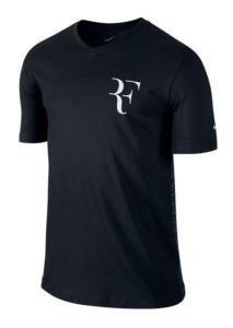 Tričko Nike Roger Federer V-Neck 688576-010