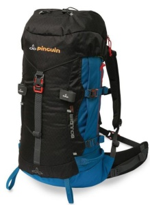 Batoh Pinguin Boulder 38 l New black